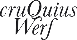 Logo Cruquiuswerf Amsterdam-Oost